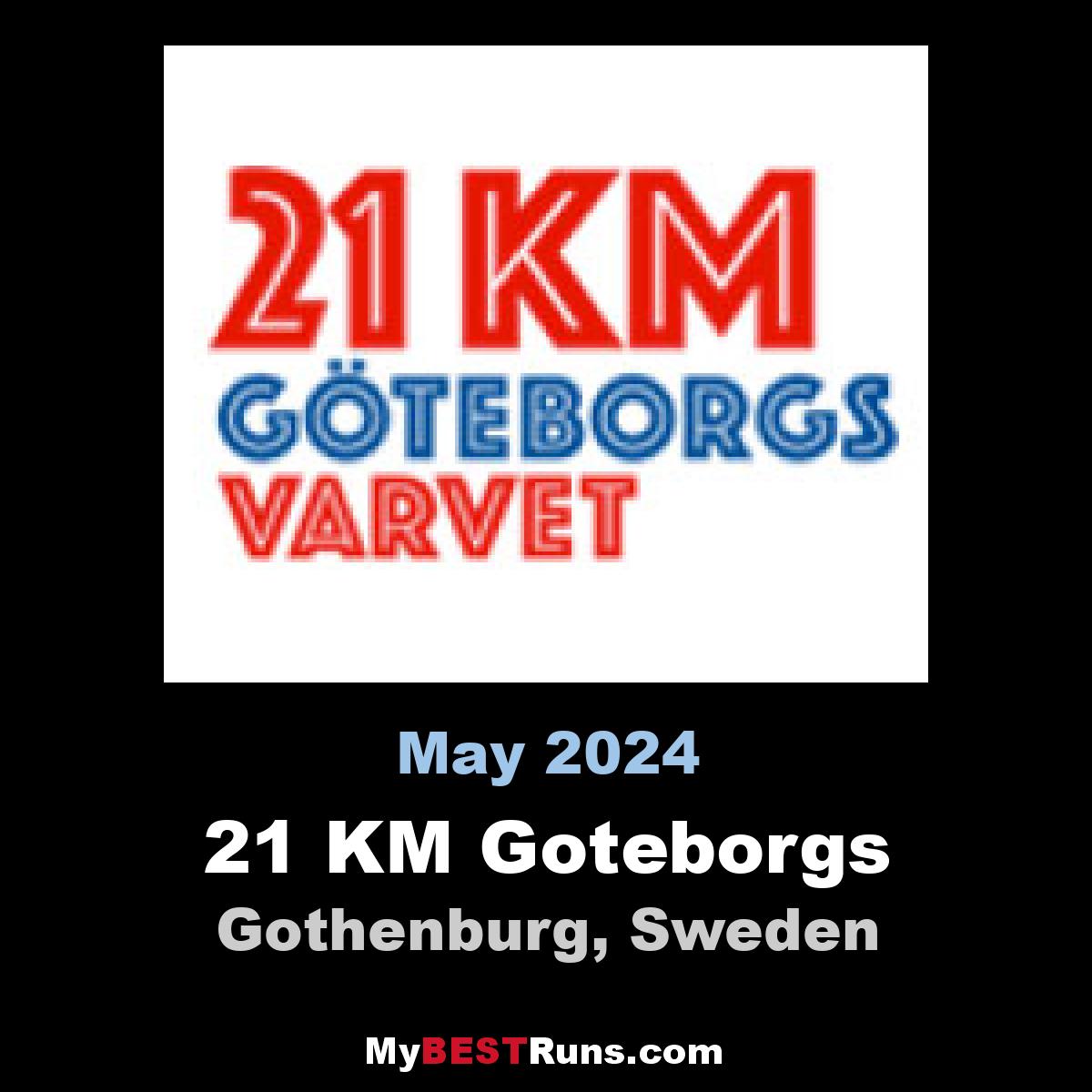 Gothenburg Half Marathon