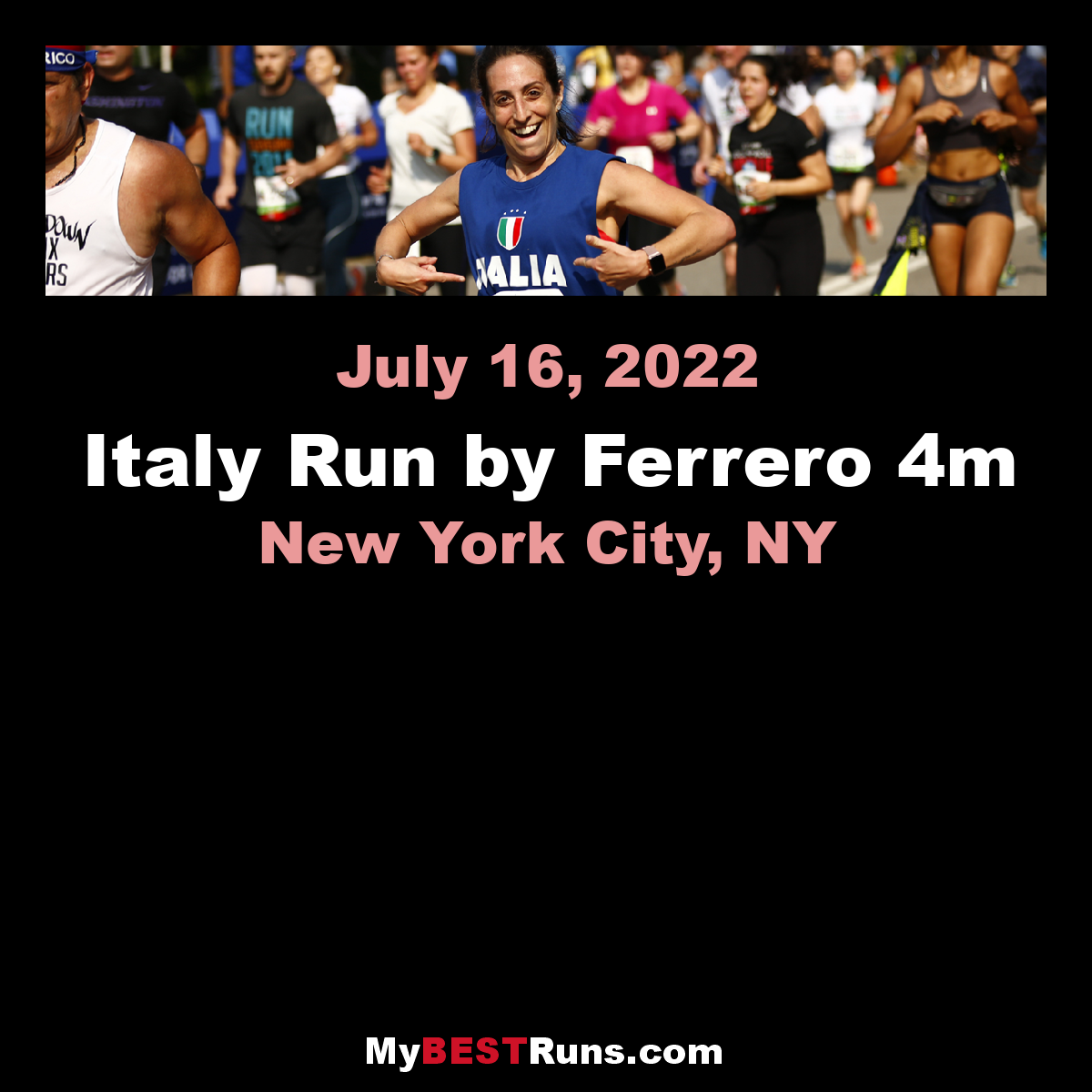 Italy Run by Nutella Cafe 5M