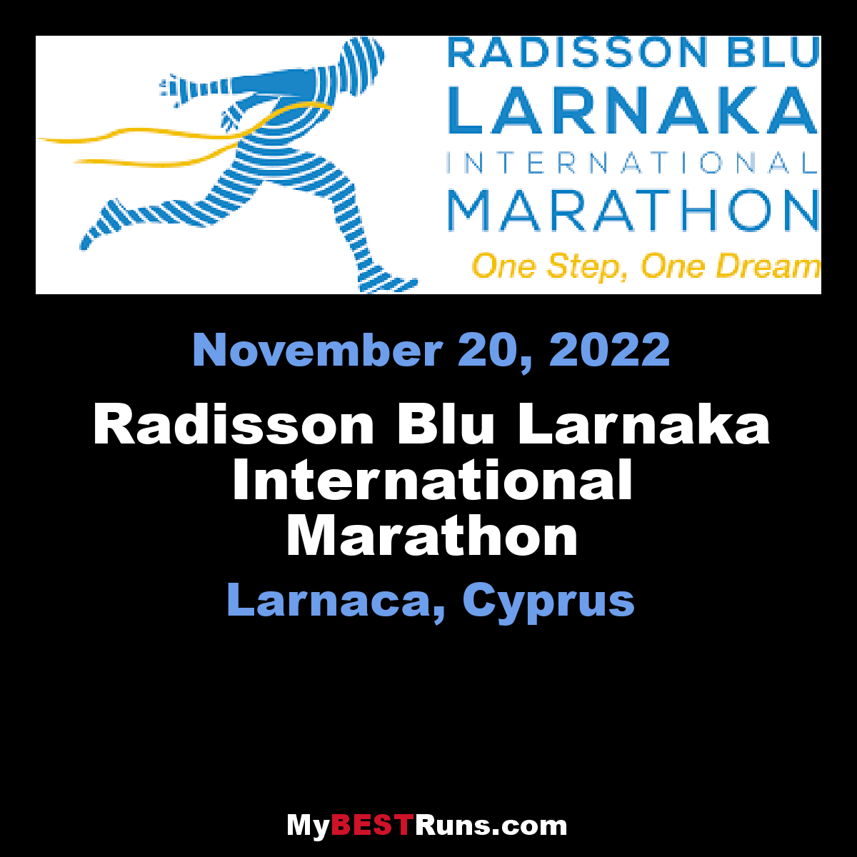 Radisson Blu Larnaka International Marathon