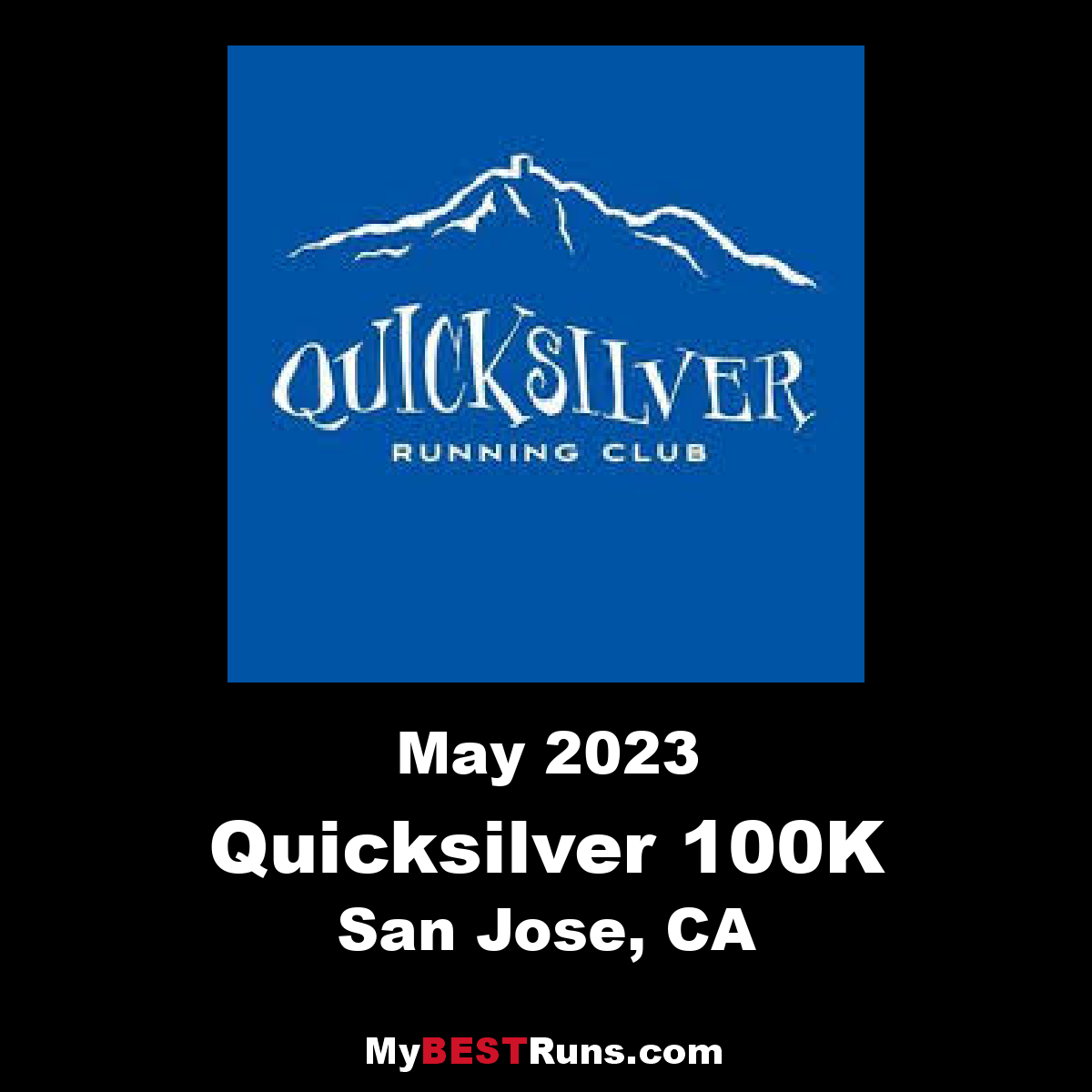 Quicksilver 100K and 50K