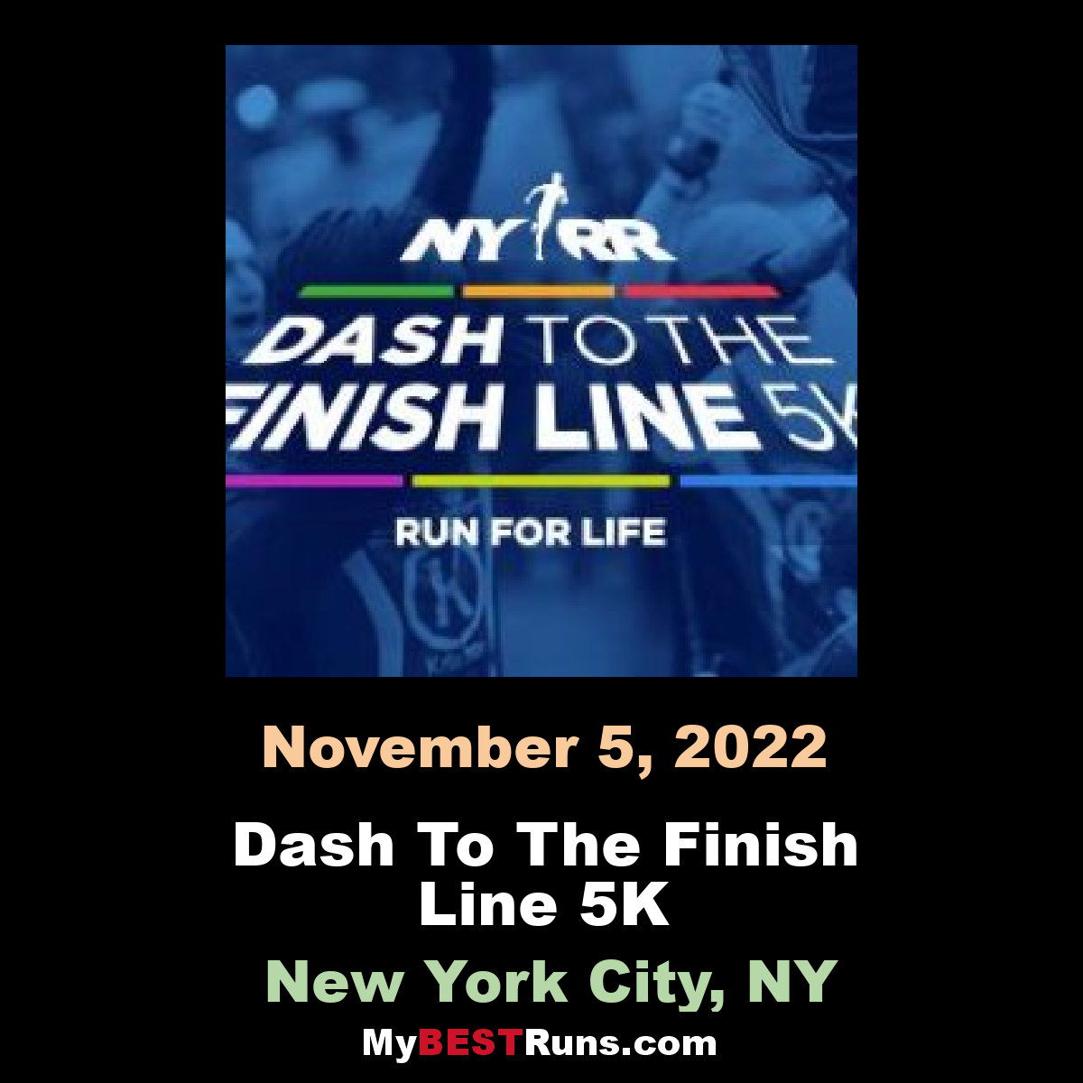 Dash to the Finish Line