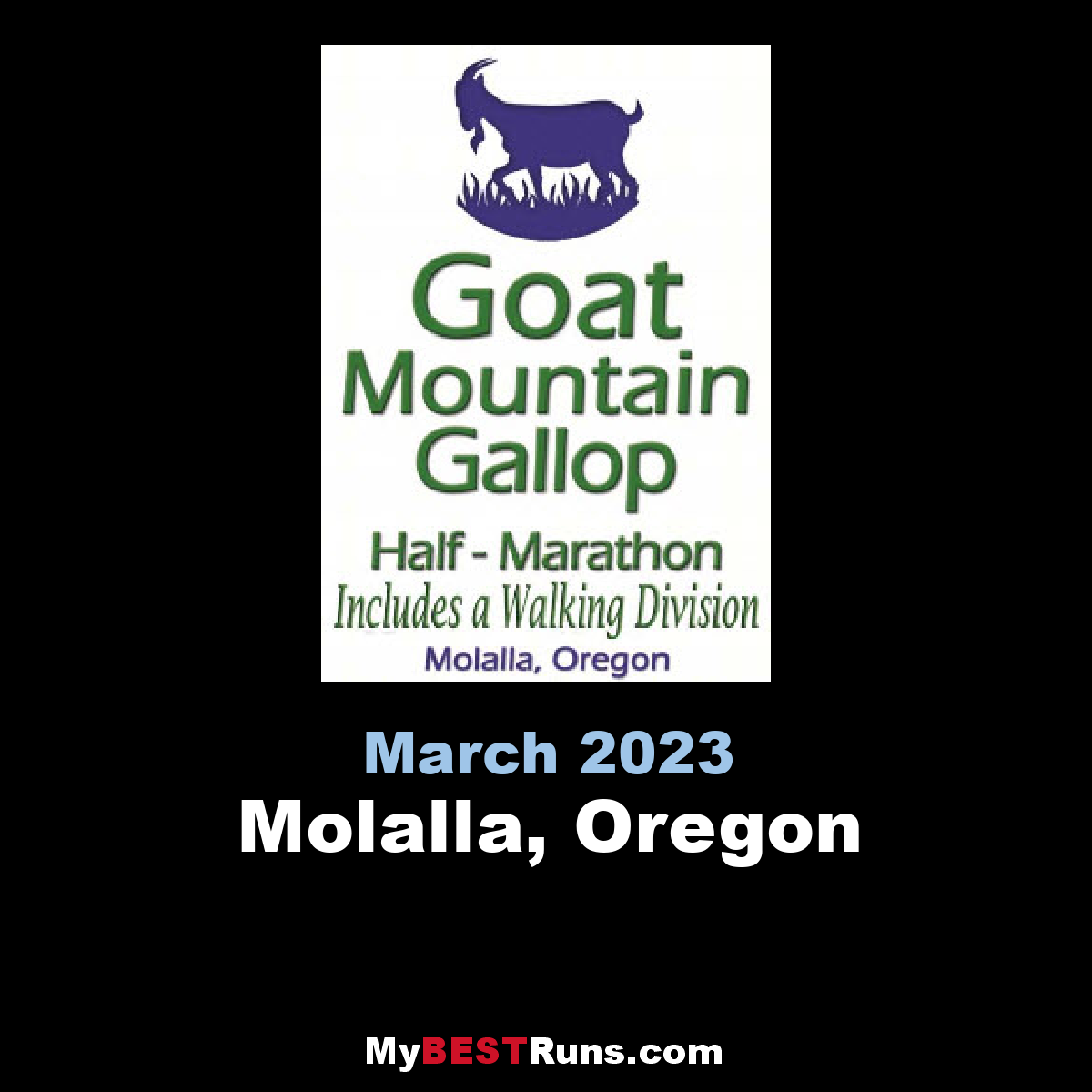 Goat mountain gallop half marathon molalla oregon 4212019 goat mountain gallop half marathon malvernweather Images