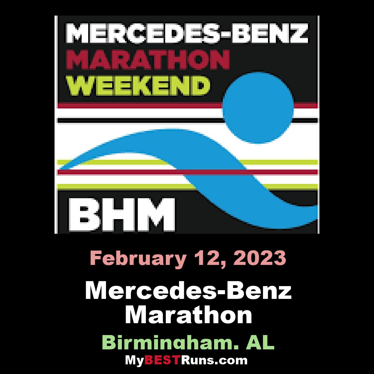 Mercedes-Benz Marathon