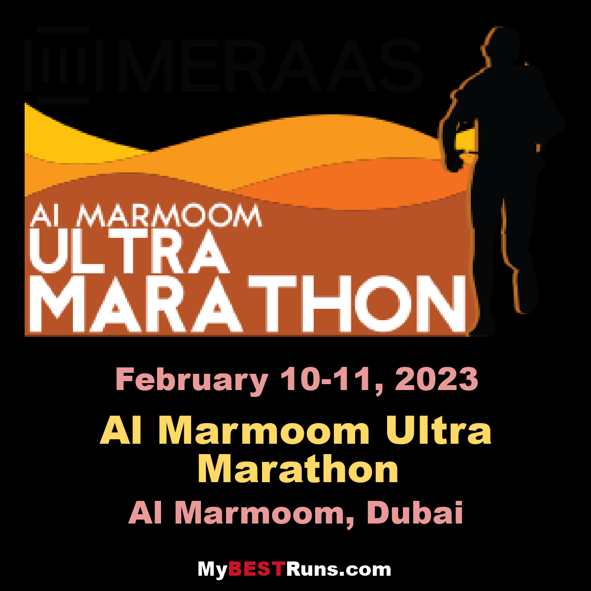 Al Marmoom Ultra Marathon