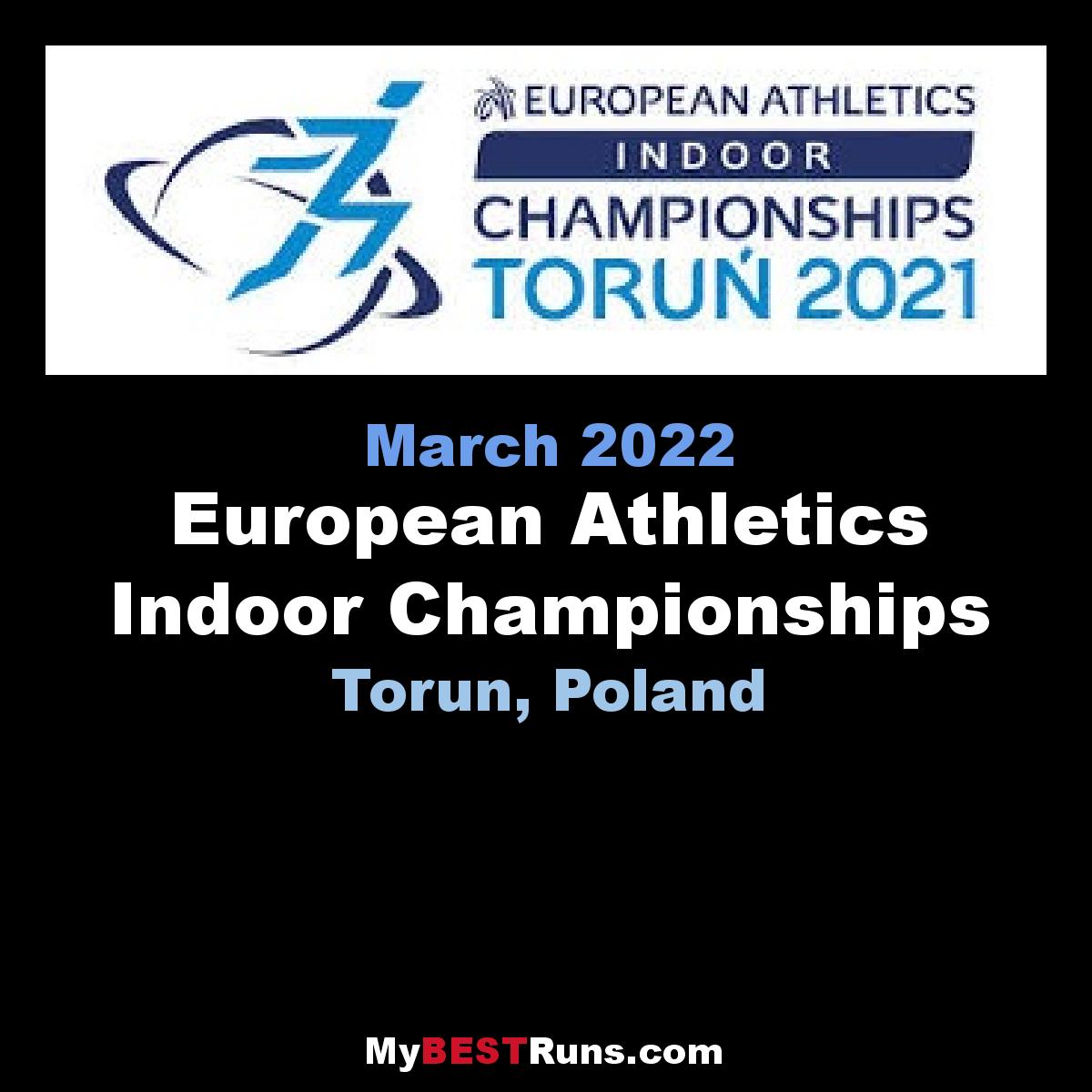 European Athletics Indoor Championships