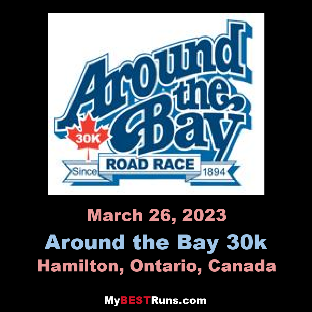 Around the Bay 30k
