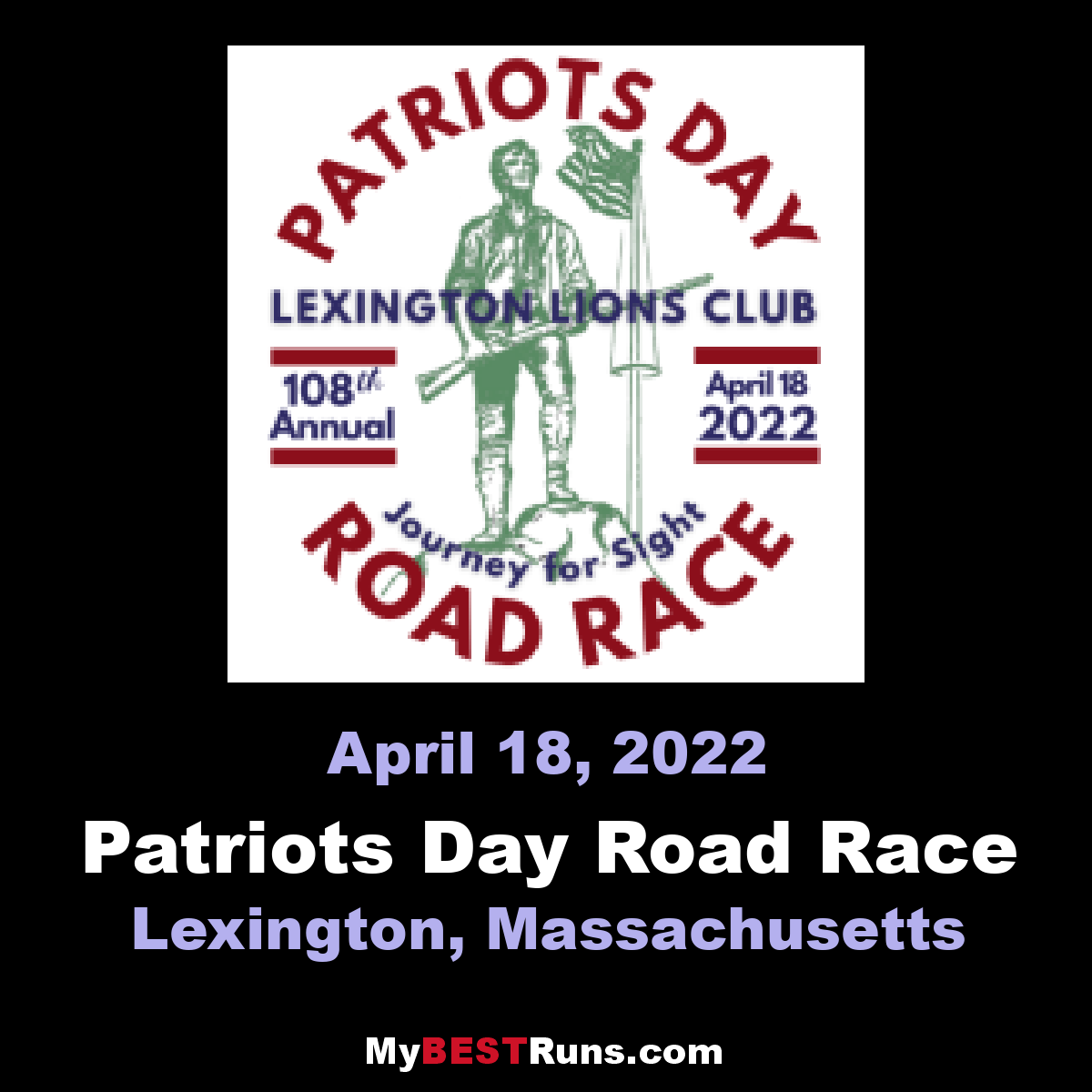 Patriots Day 5 Mile Race