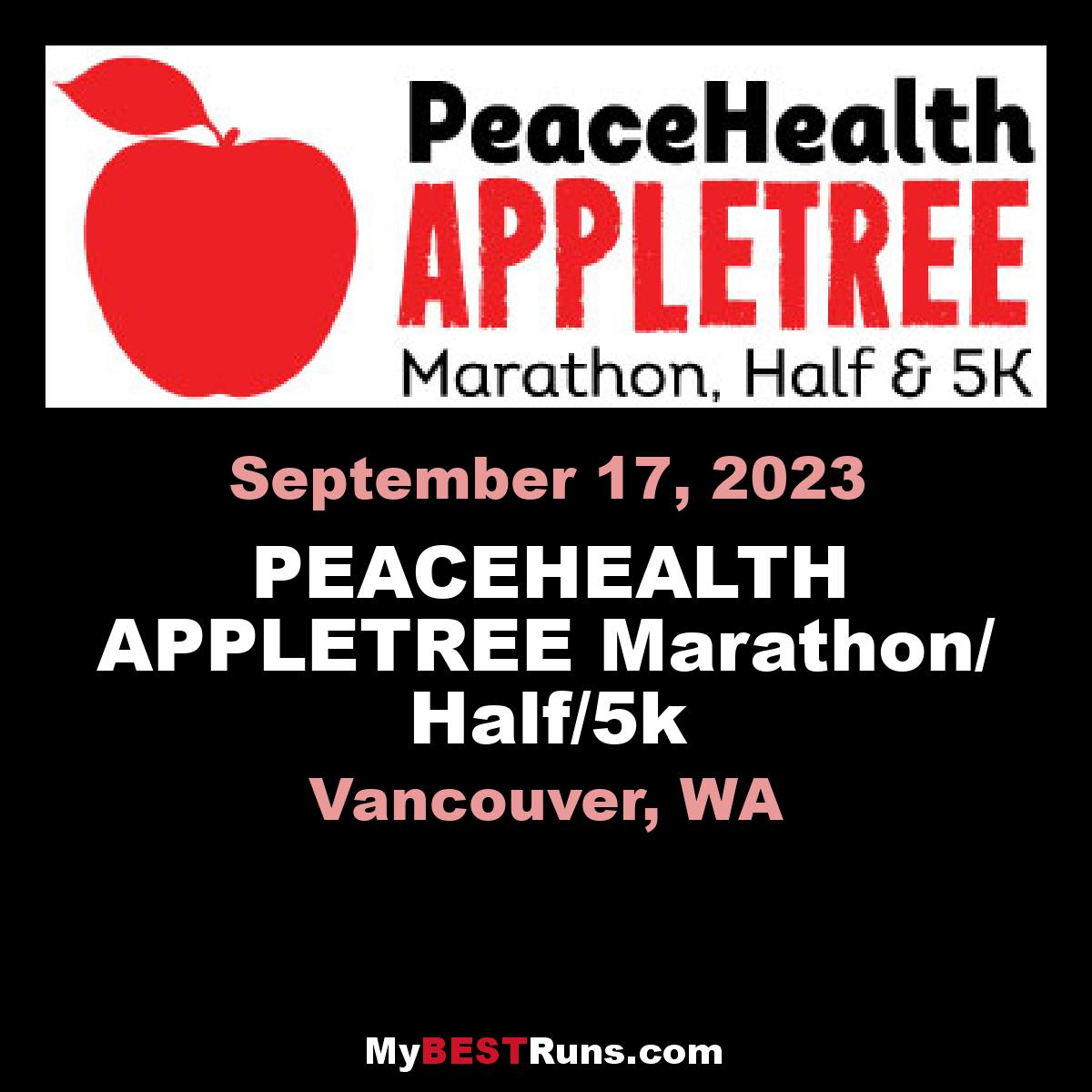 Appletree  Marathon, Half  & 5K