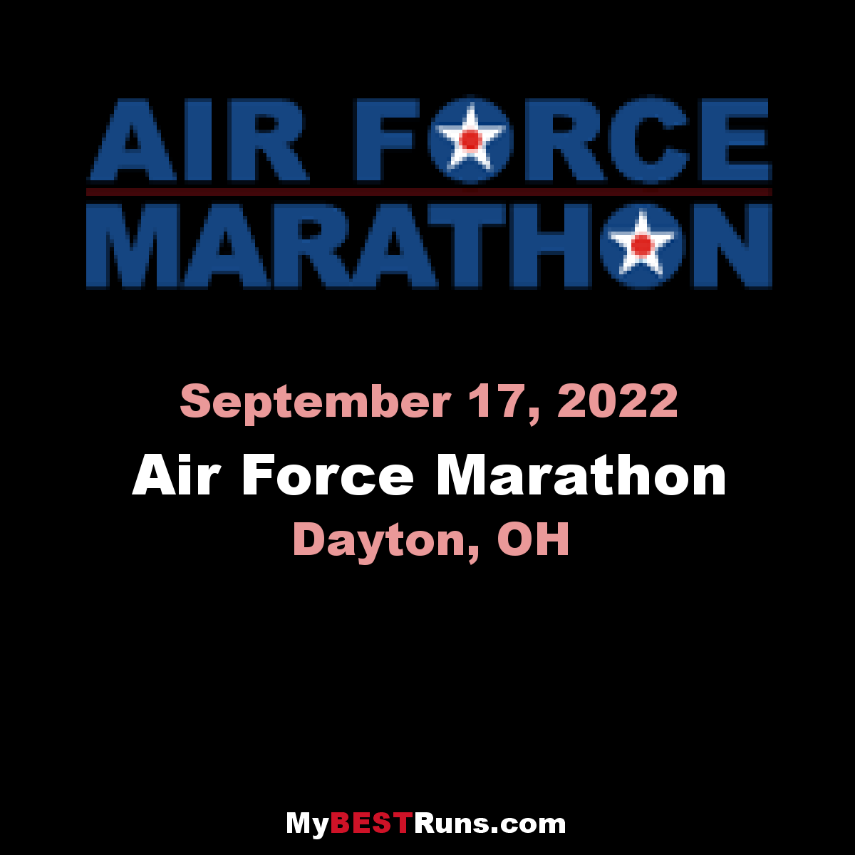 Air Force Marathon