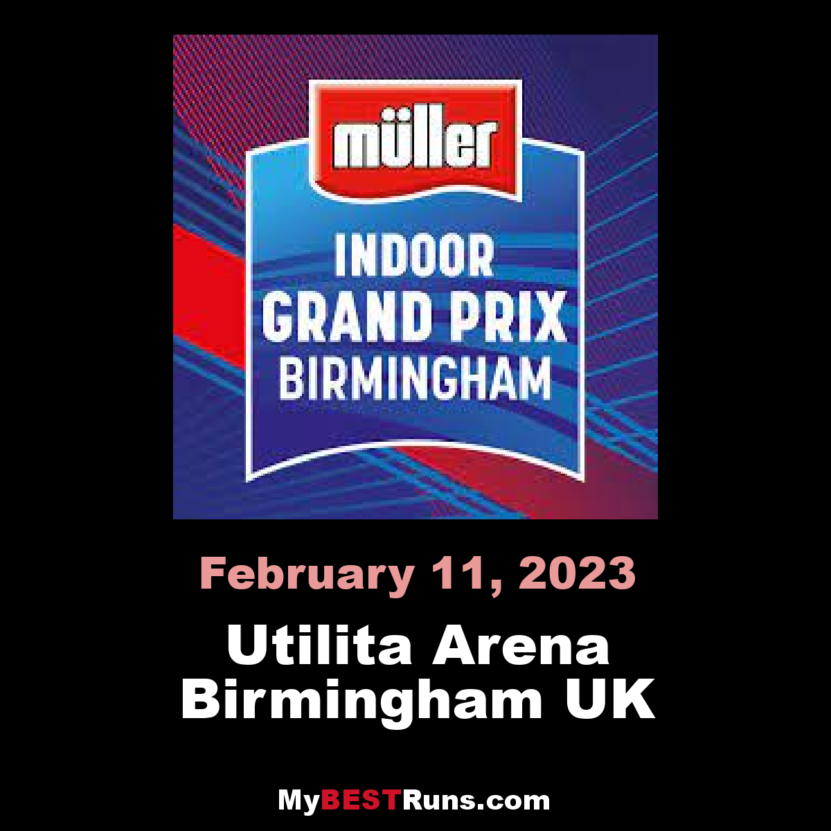 Muller Indoor Grand Prix Glasgow