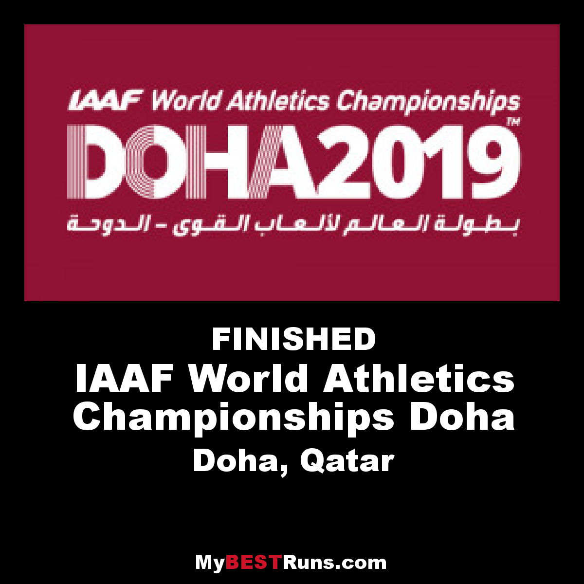 IAAF World Athletics Championships Doha