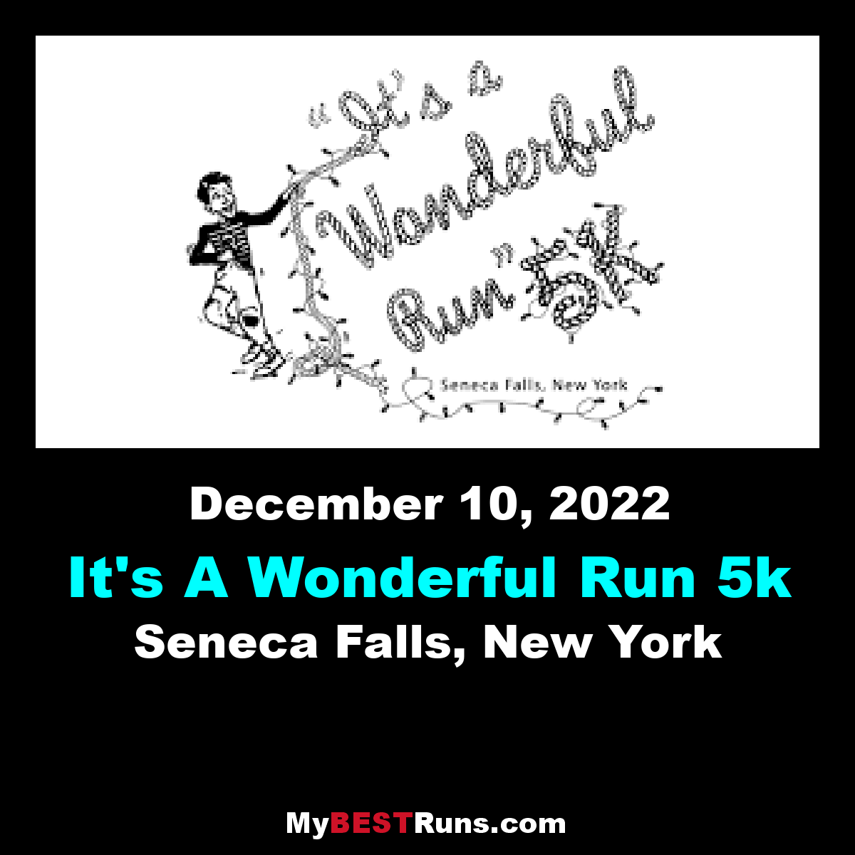 It's A Wonderful Run 5k