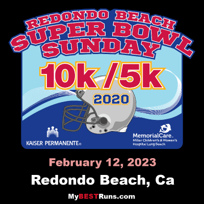 Super Bowl Sunday 10K and 5K Run/Walk