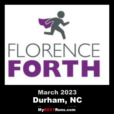 Florence Forth 10K