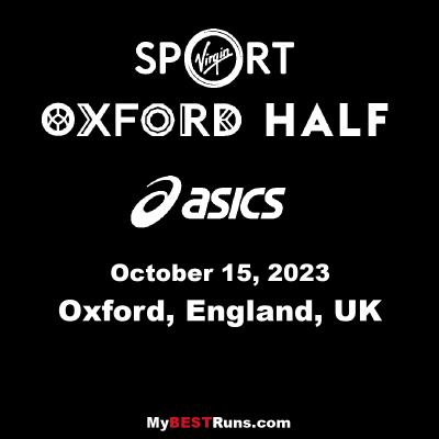 Oxford Half Marathon Oxford England Uk 10 10 2021 My Best Runs Worlds Best Road Races