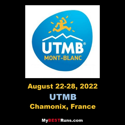 North Face Ultra Trail du Tour du Mont-Blanc