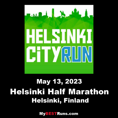 Helsinki City Run Half Marathon