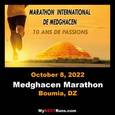 Medghacen International Marathon