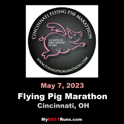 Cincinnati Flying Pig Marathon