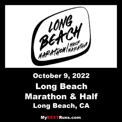 Long Beach Marathon & Half Marathon