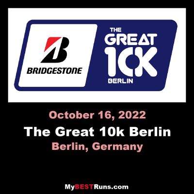 The Great 10k Berlin