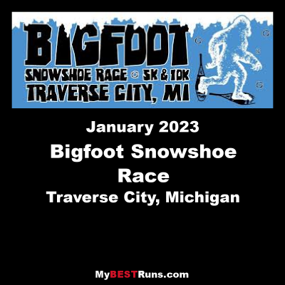 Bigfoot Snowshoe Race