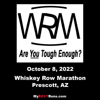 Whiskey Row Marathon