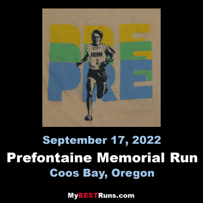 Prefontaine Memorial Run