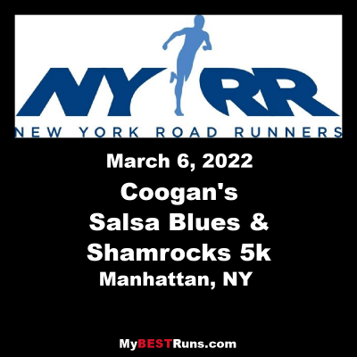 Coogan's Salsa, Blues and Shamrocks 5k