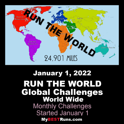 Run The World Global Challenges