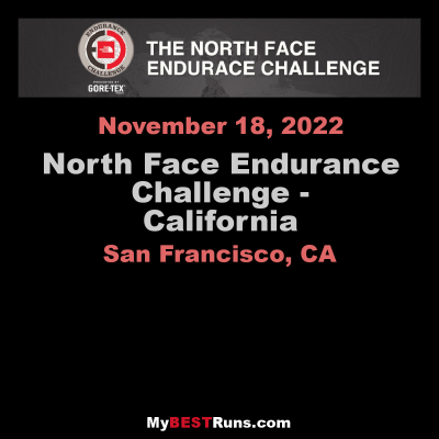 North Face Endurance Challenge - California