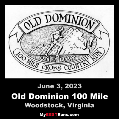 Old Dominion One Day 100 Mile