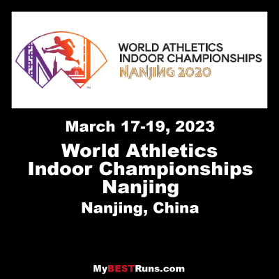 World Athletics Indoor Championships Nanjing