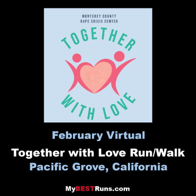 Together with Love Run/Walk
