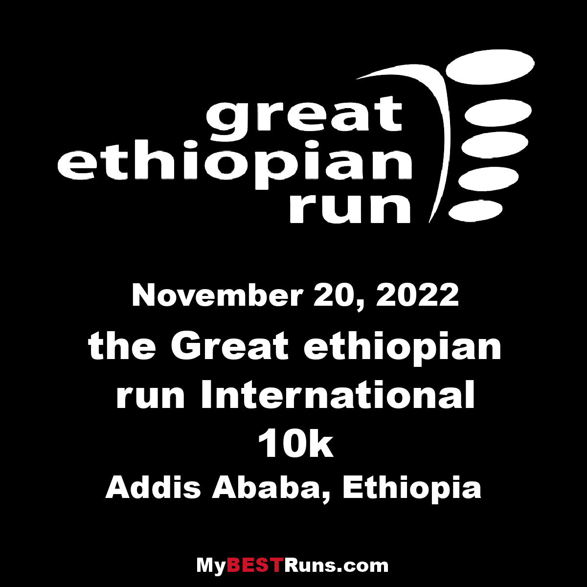 the Great ethiopian run International 10k