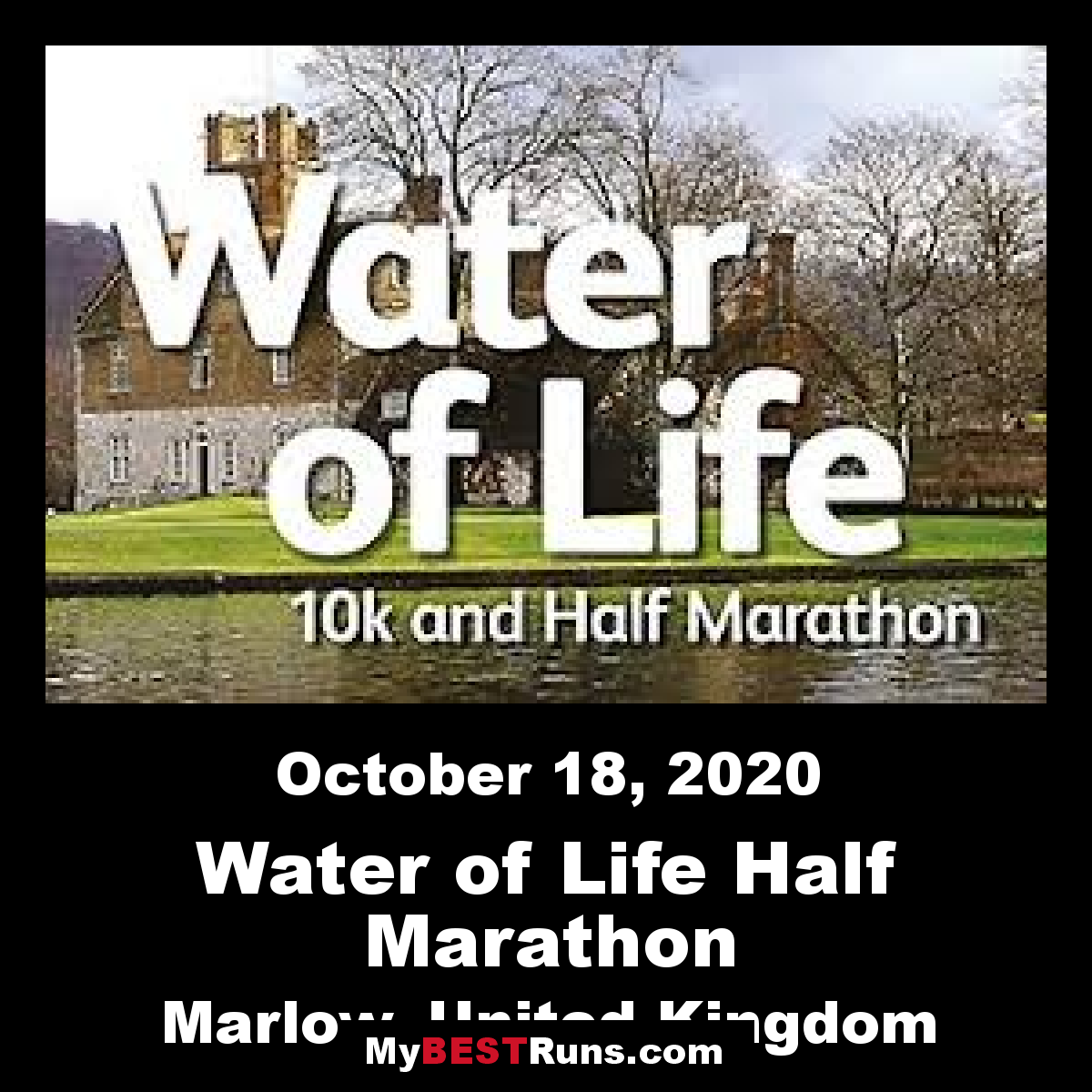 Water of Life Half Marathon