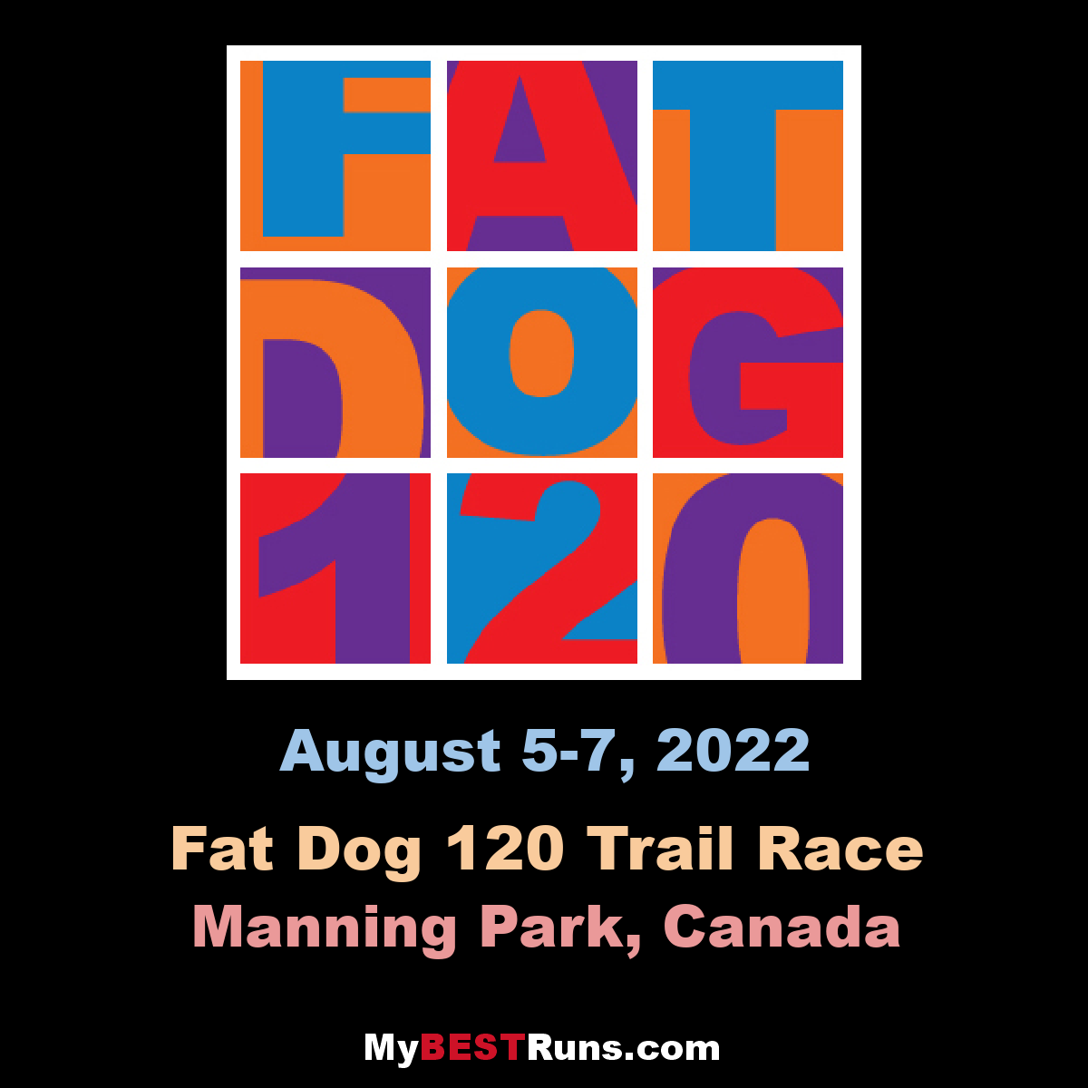 Fat Dog 120 Trail Race