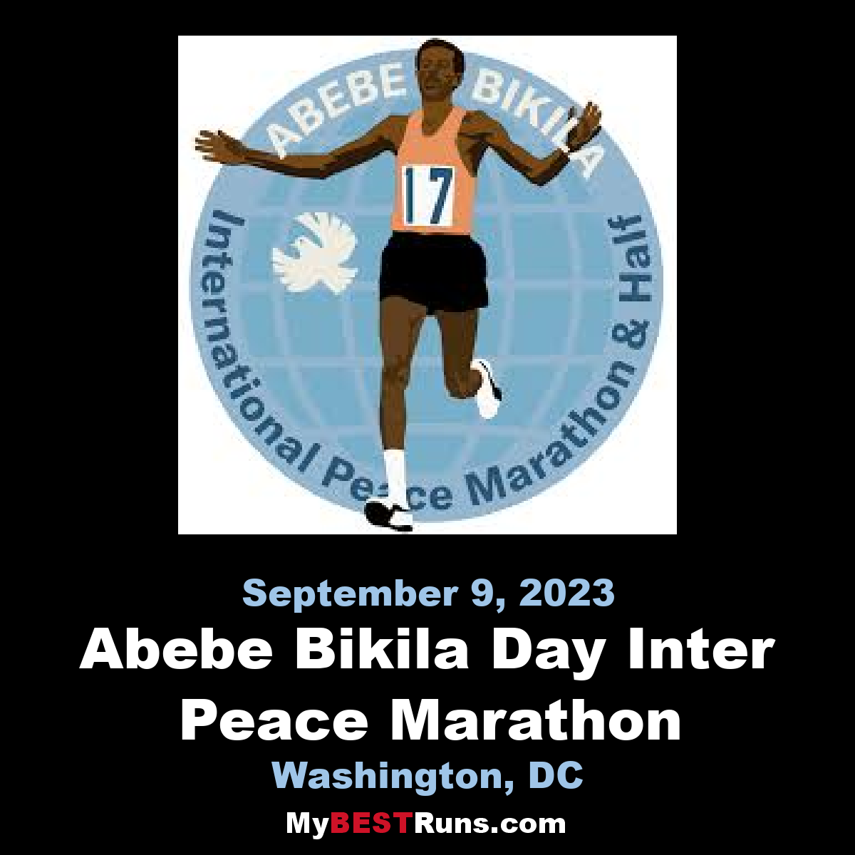 Abebe Bikila Day International Peace Marathon & Half