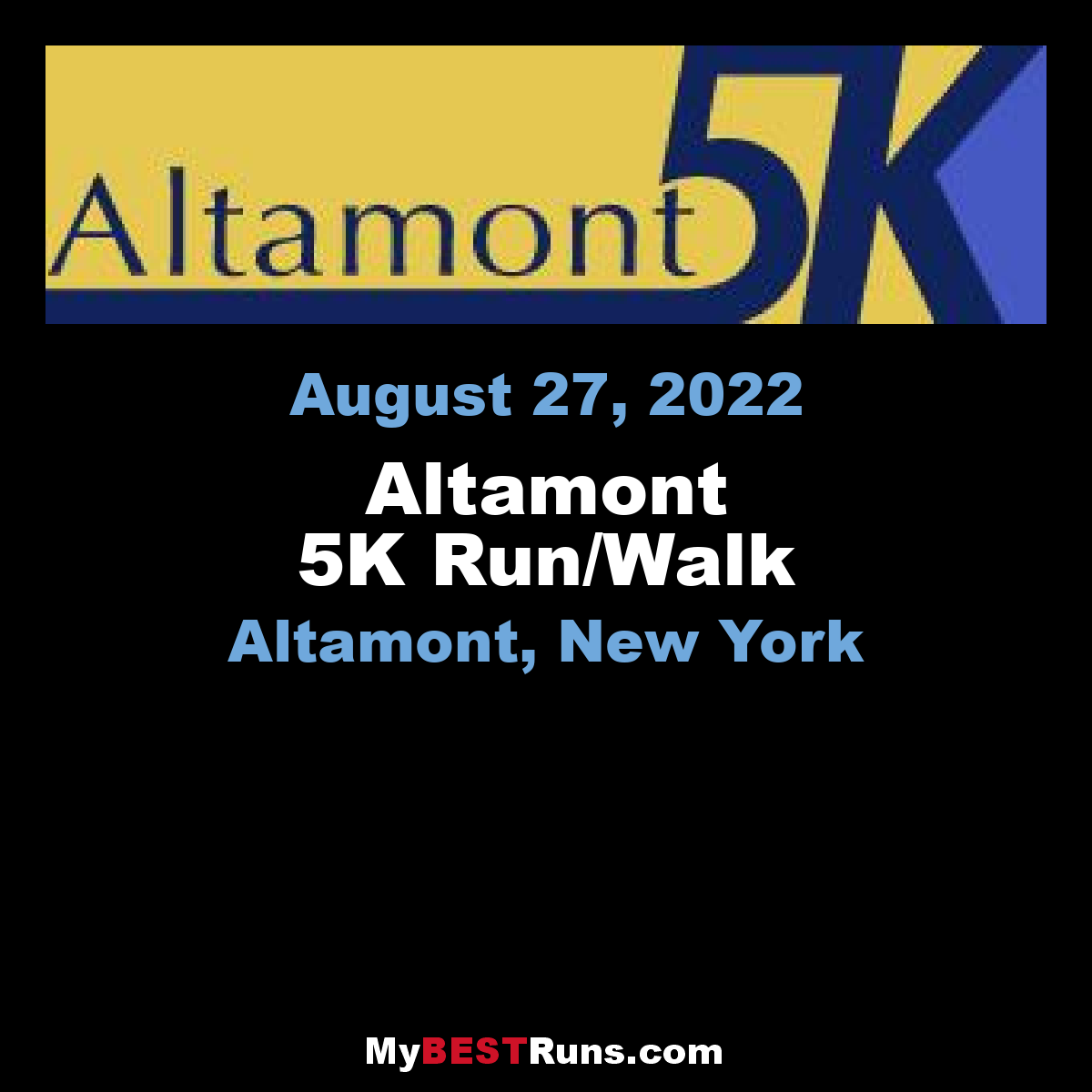Altamont 5K Run/Walk