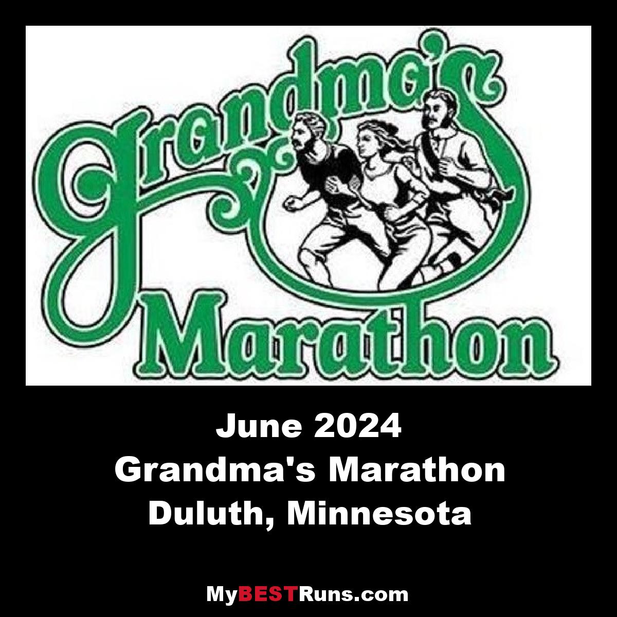 Grandmas Marathon