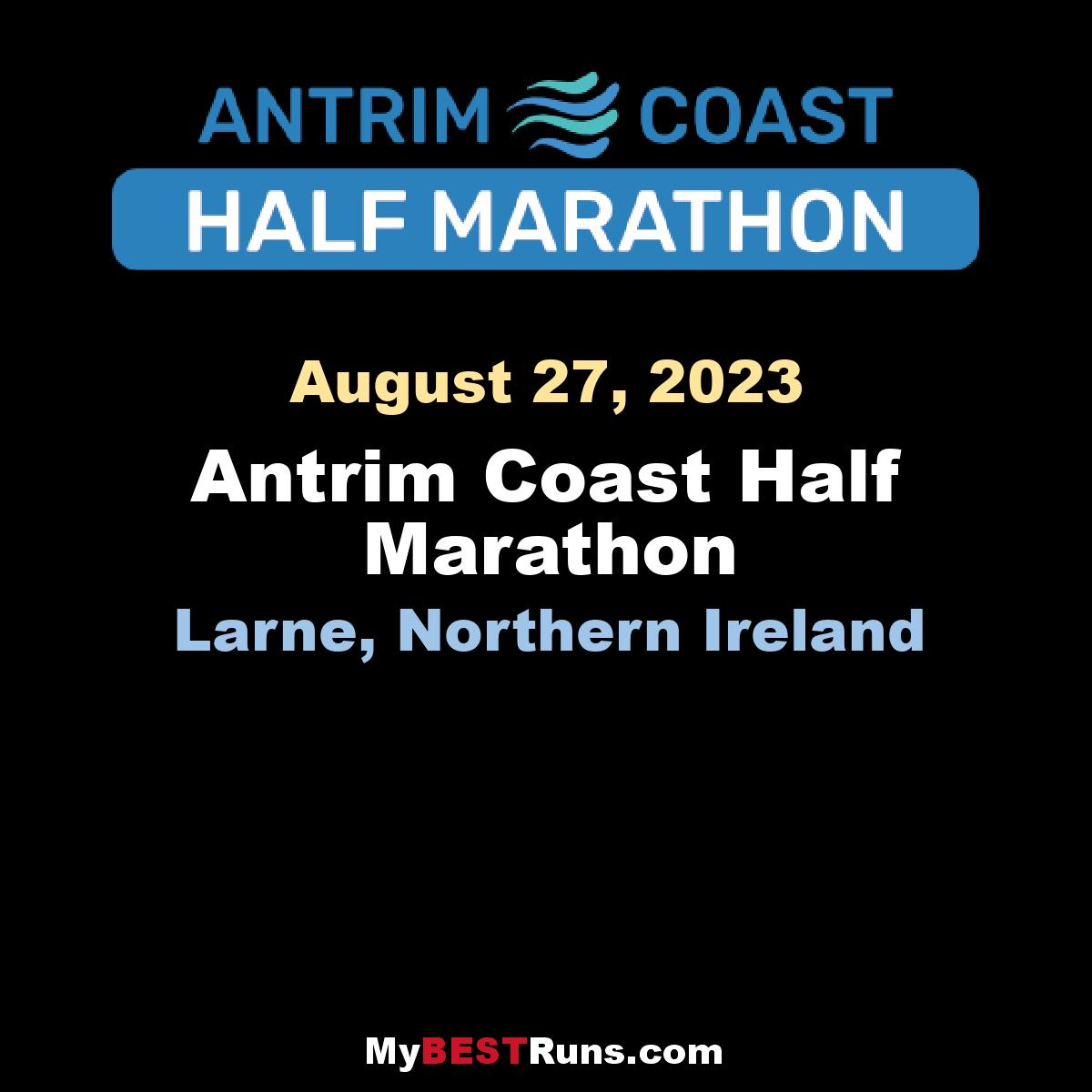 Antrim Coast Half Marathon