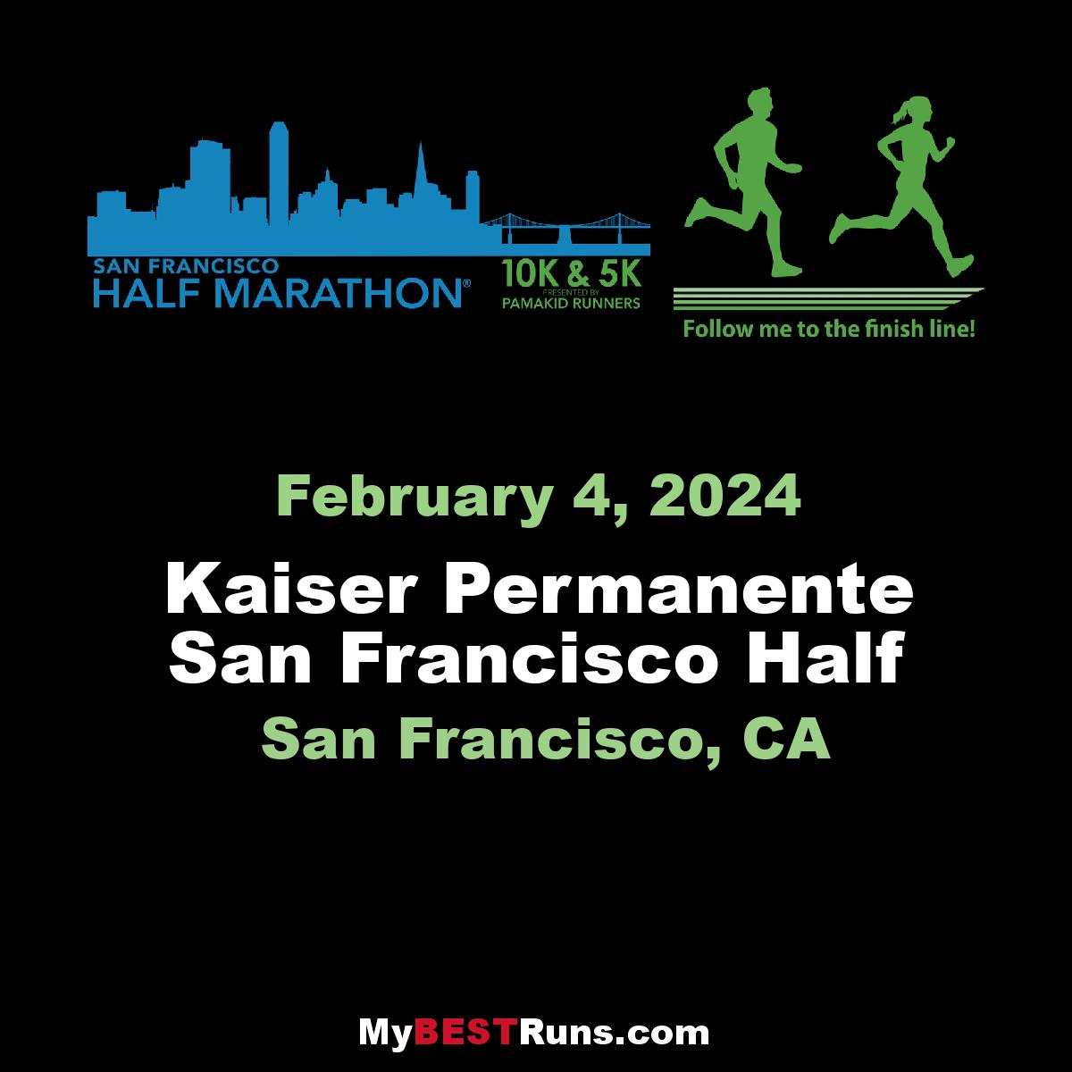 Kaiser Permanente San Francisco Half