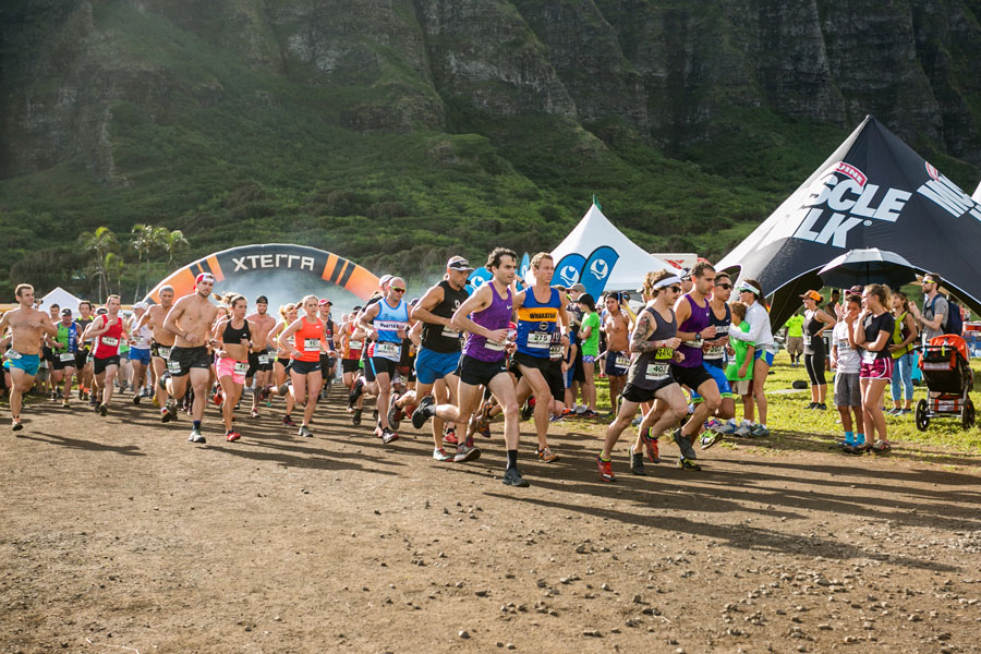 Paul Mitchell Xterra Trail Run World Championship