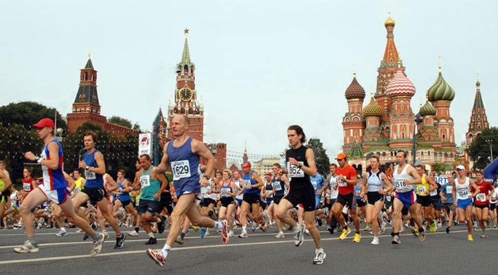 Картинки по запросу Moscow Marathon 2018
