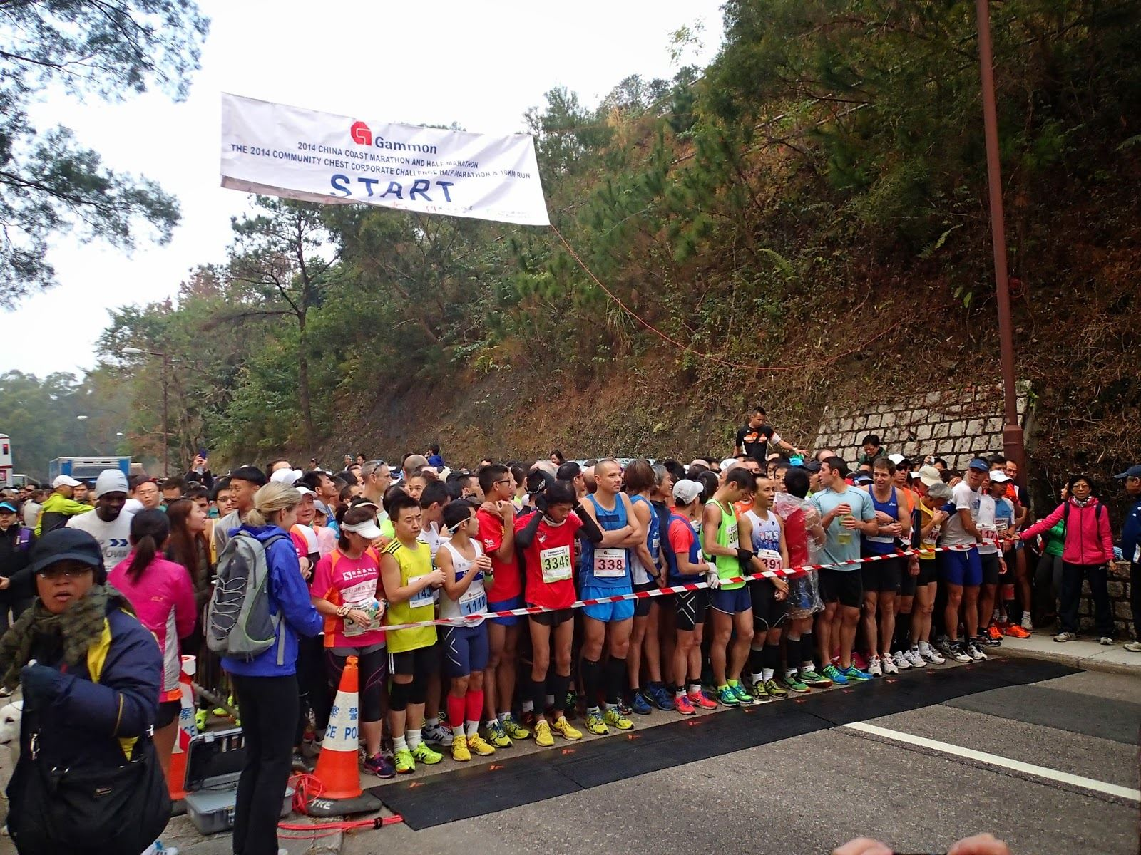 China Coast Marathon