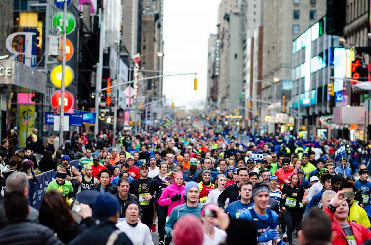 Résultats de recherche d'images pour «united airlines NYC half marathon»