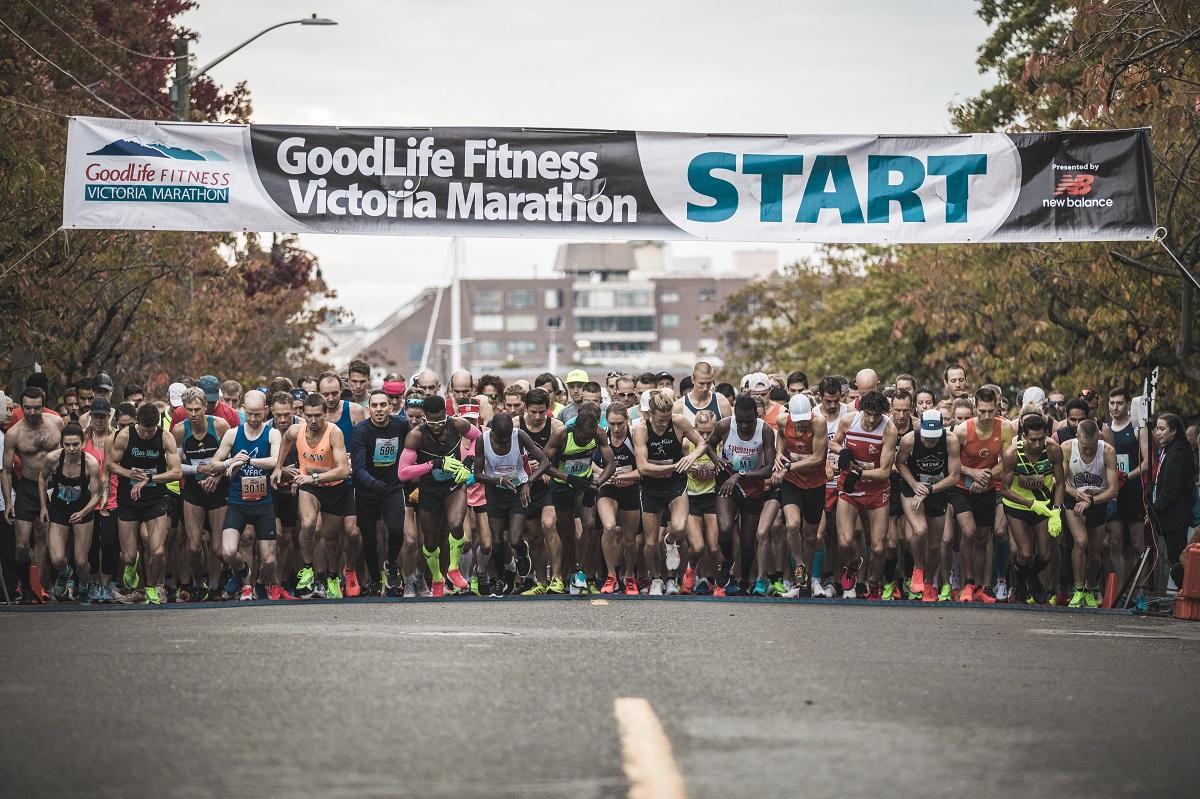 Goodlife Fitness Victoria Marathon Victoria Bc Canada 10 10 2021 My Best Runs Worlds Best Road Races
