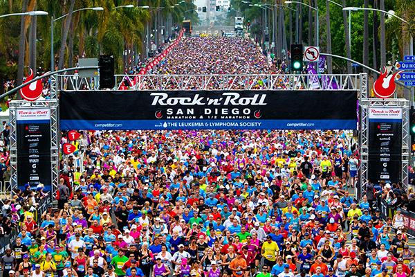 Rock 'n' Roll San Diego   Rock n Roll Marathon Series ...