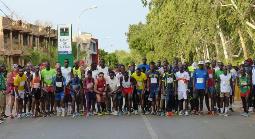Marathon International Du Senegal