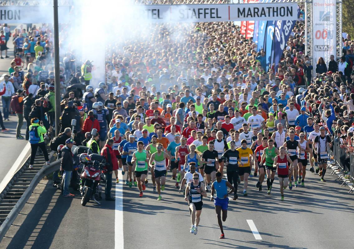 Linz donau marathon linz austria 4142019 my best runs linz donau marathon malvernweather Images